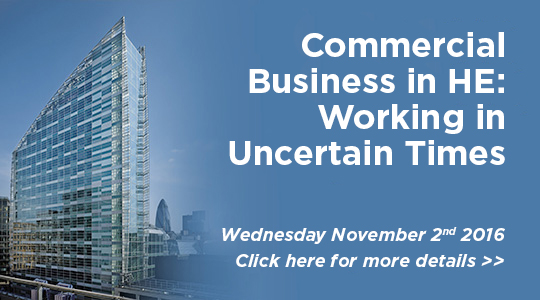 Commercial Business in HE November 2nd 2016